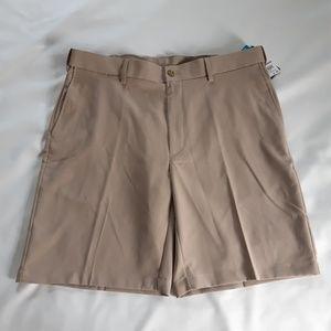 NWT New Men's PGA Tour Khaki Shorts